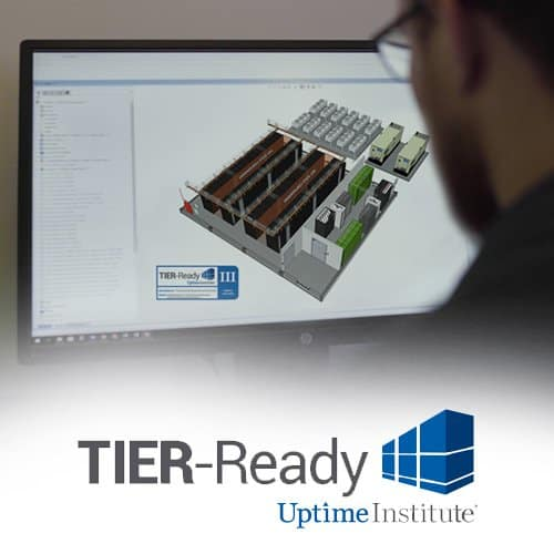 Top 3 Reasons Customers Choose Prefabricated Data Centre Modules That Have Achieved an Uptime Institute Tier-Ready Design Award