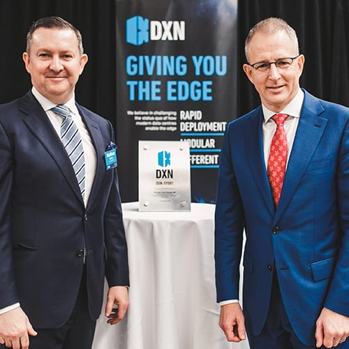 DXN Limited unveils Sydney Data Centre
