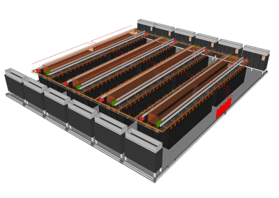 200R DataHall Design 3D-2