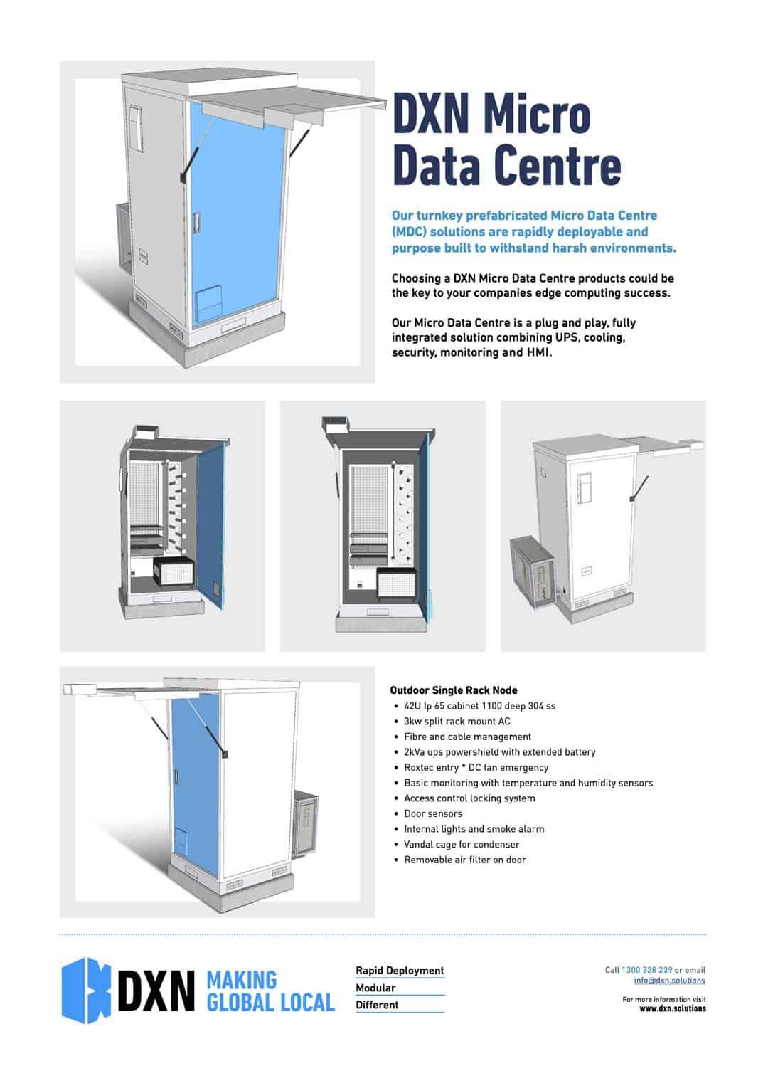 DXN Micro Data Centre